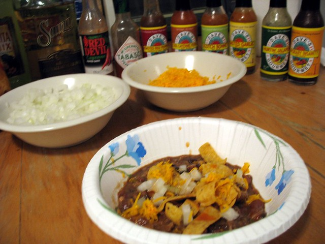 Uncle Steakbomb's Rattlesnake Chili | Actually kind of delic ...