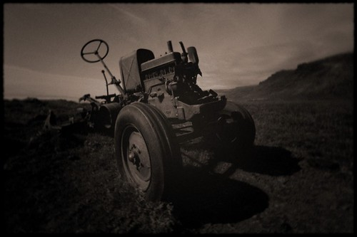 Tractor ...