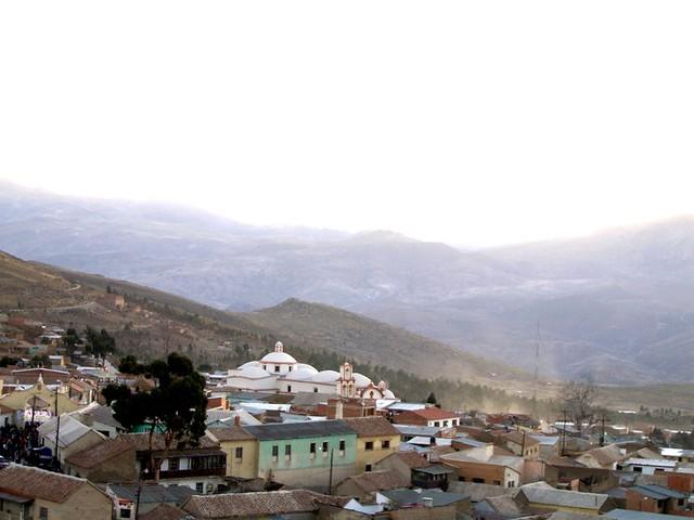 Sud de Potosi