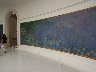 Louvre, Monet-Nuferii