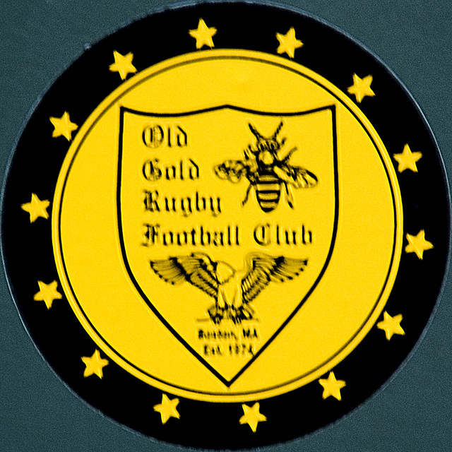 Old Rugby Team: Old Gold Rugby Football Club
