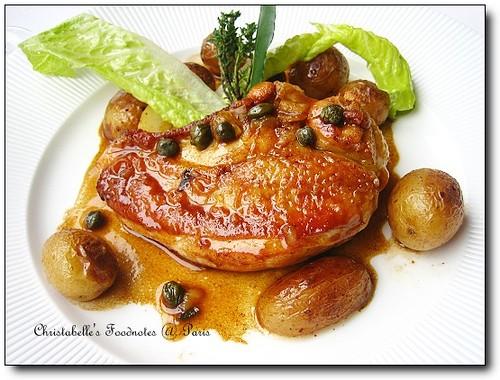 [七區] Les Clos des Gourmets : Roast Chicken