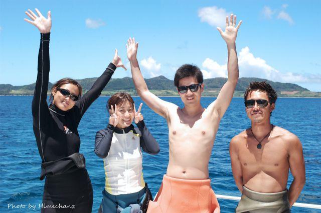 本日の集合写真♪ 2015/08/19