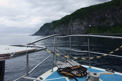 Cruising / 乗船風景