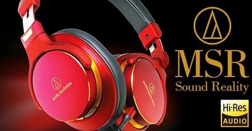 audio-technica ATH-MSR7LTD