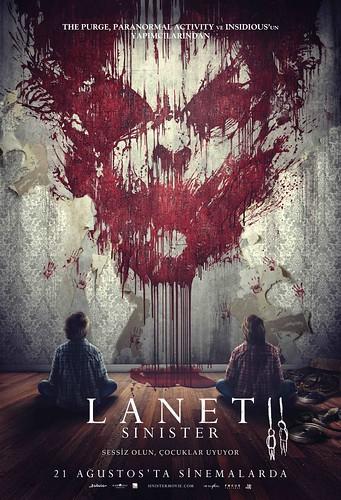 Lanet II - Sinister II (2015)