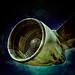 jet engine / prcssd. palmdale, ca. 2014. by eyetwist