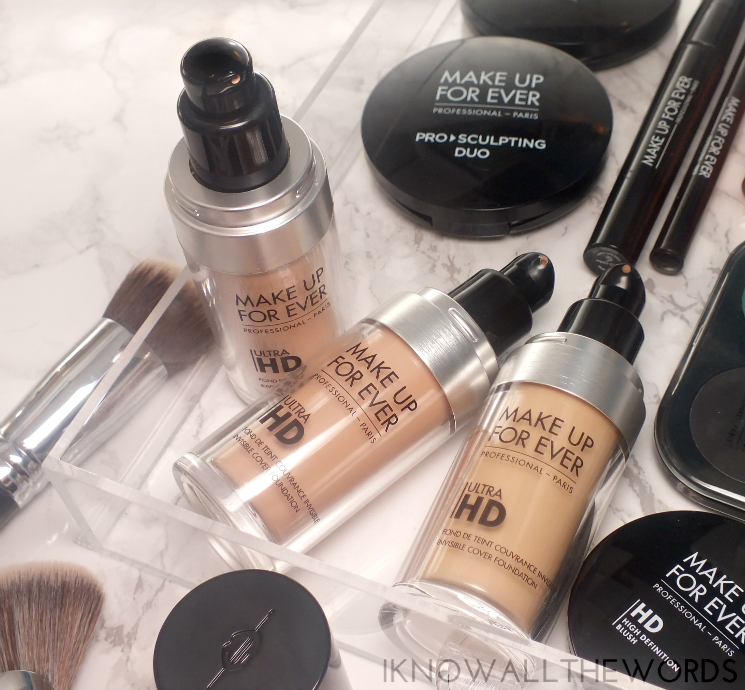 MAKE UP FOR EVER Ultra HD Invisible Cover Foundation R210, 115= R223, 117= Y225 (1)