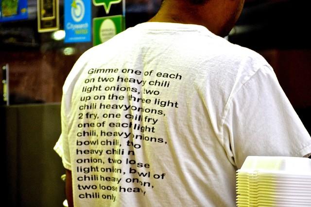 coney tshirt
