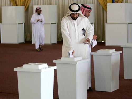У Саудівській Аравії правом голосуватинавиборах скористаються0,0000079% жінок