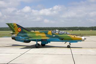 MiG-21 Romania