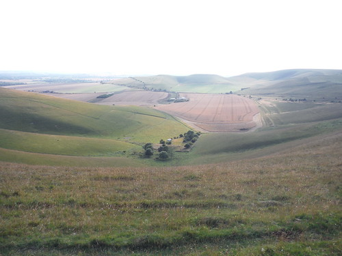 View from Milk Hill