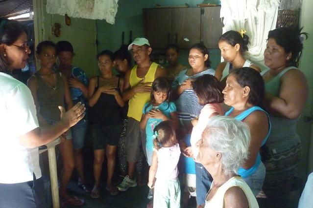 Casas de Oraciòn: Porlamar, Estado Nueva Esparta, 06-09-15