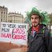 Manifestation égoïste à Lyon