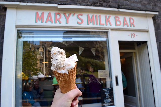 Mary's Milk Bar, Edinburgh | www.rachelphipps.com @rachelphipps