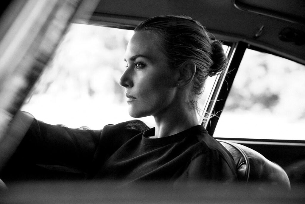 Кейт Уинслет — Фотосессия для «The Edit» 2015 – 1