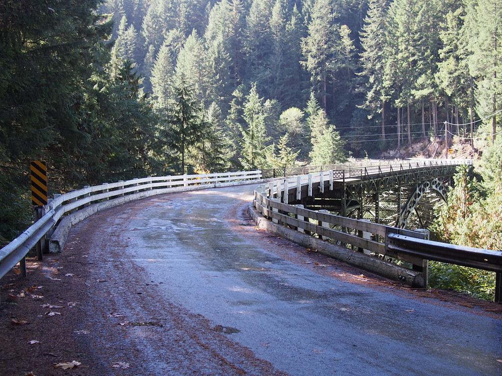 Fairfax Bridge Washington Tripcarta