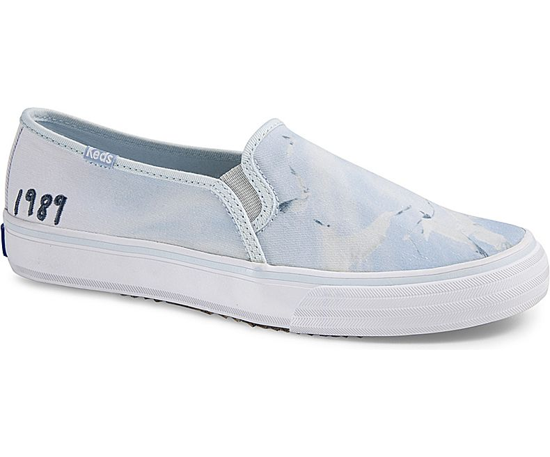 Keds 1989 Double Decker Slip On Seagull