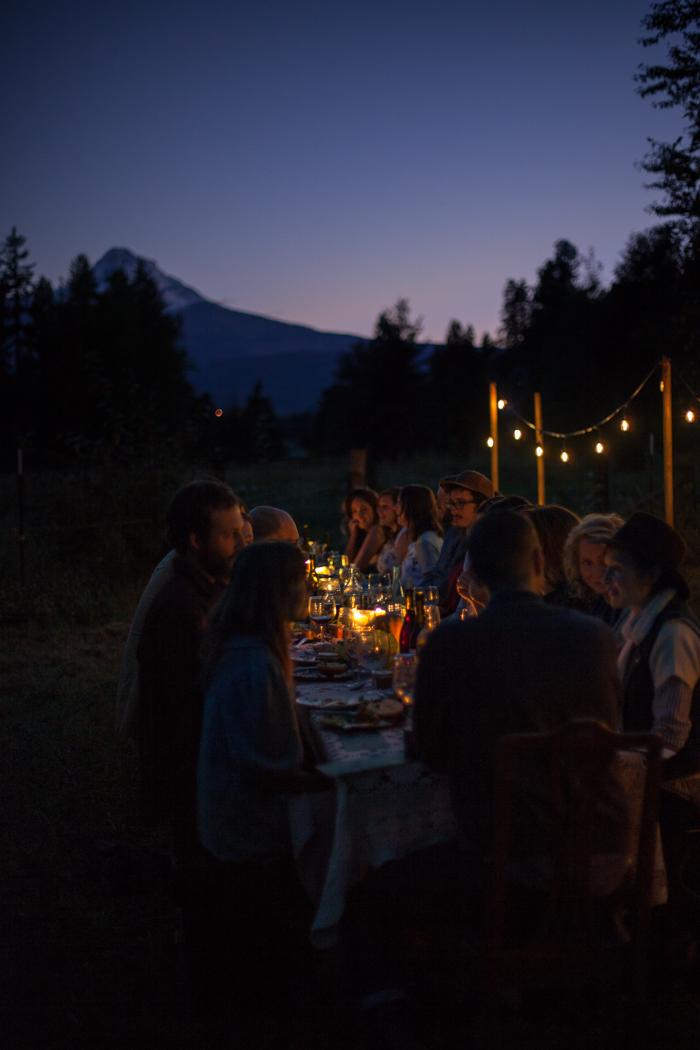 Secret Supper September by Eva Kosmas Flores | Adventures in Cooking