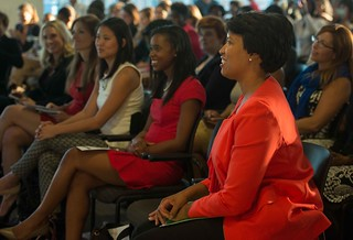 September 14, 2015 Women Who Lead Conversation