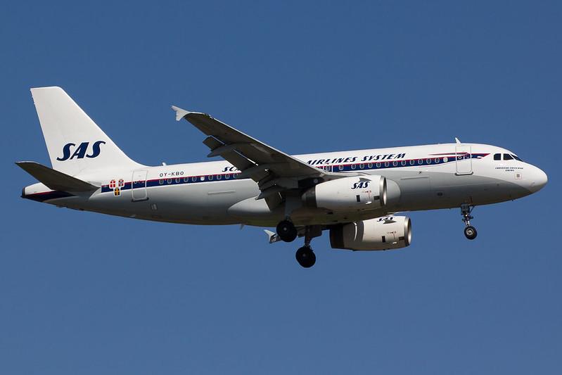 SAS - A319 - OY-KBO (1)