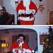 Santa and I