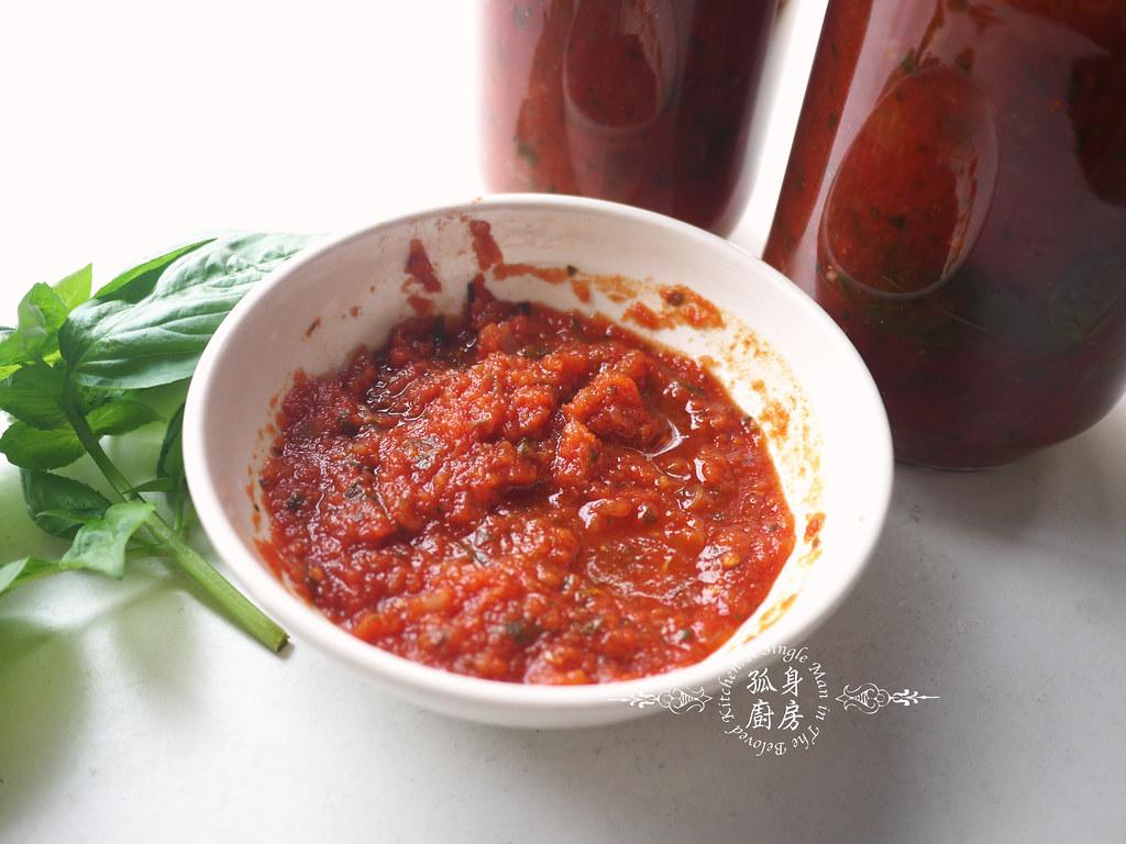 孤身廚房-義大利茄汁紅醬罐頭--自己的紅醬罐頭自己做。不求人33