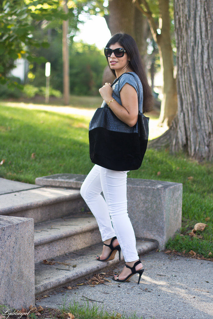grey silk blouse, white jeans, black tote-7.jpg