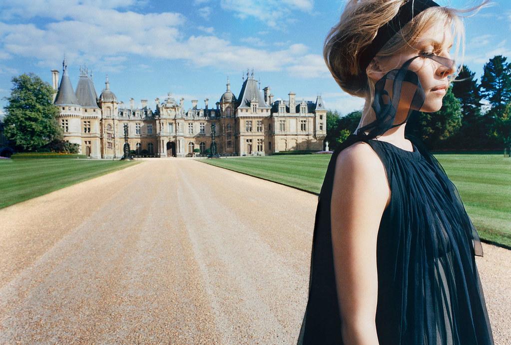 Клеманс Поэзи — Фотосессия для «Harper's Bazaar» UK 2015 – 1