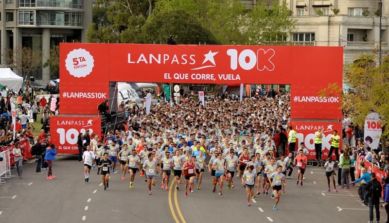 LANPASS 10K BUENOS AIRES 2015