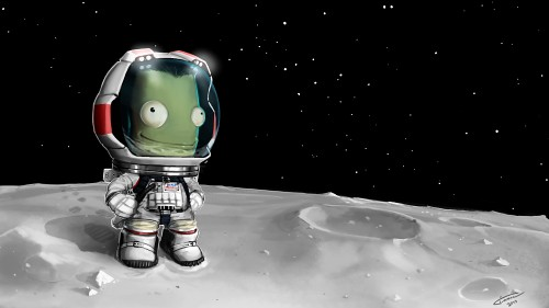 Kerbal Space Program Mun Video Wallpaper Twozt8k Via Iftt