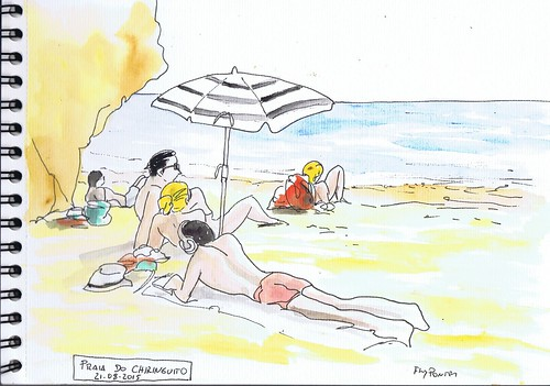 2015.08.21 Praia do Chiringuito