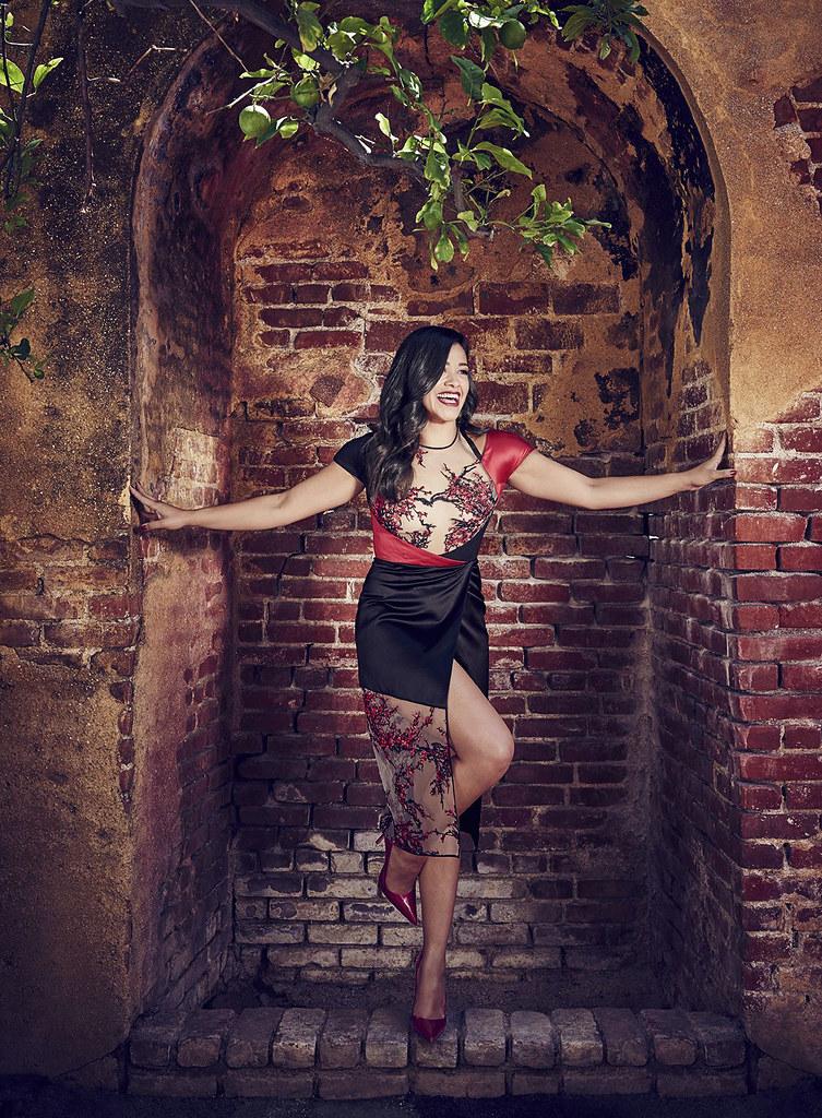 Джина Родригез — Фотосессия для «Cosmo For Latinas» 2015 – 3