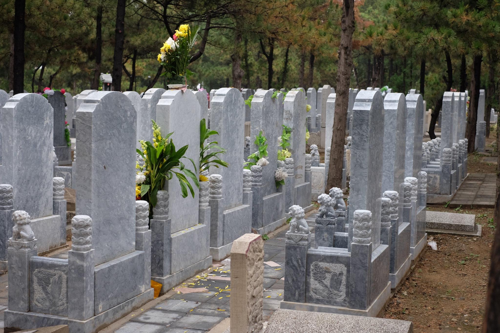 Friedhof Beijing