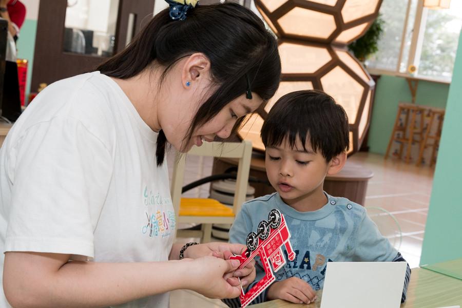 1041103-台中豐原區-Sylvia創意小學堂-小孩成品組合6