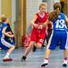 Basket COOP-ligan för välgörenhet