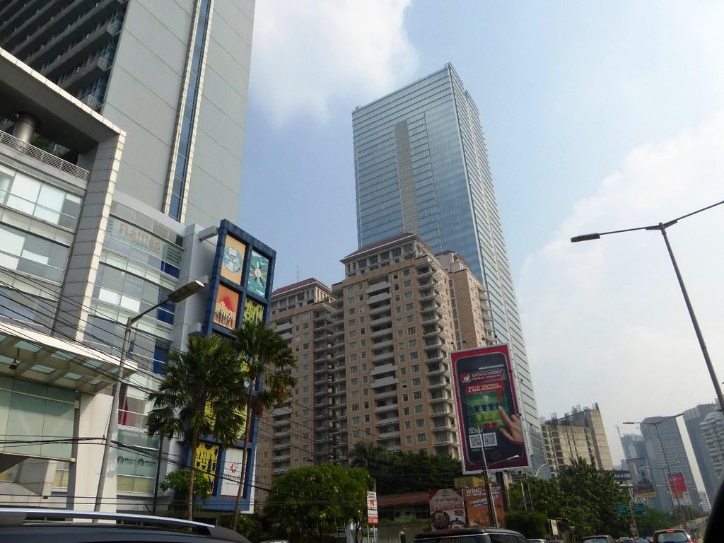 Sahid Sudirman Center | Skyscraper Center