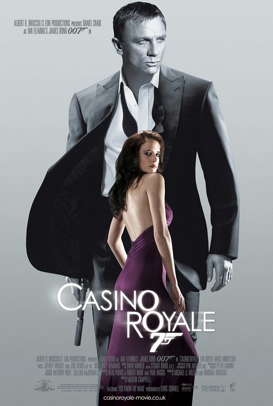 Casino Royale - 2006 - Poster 7
