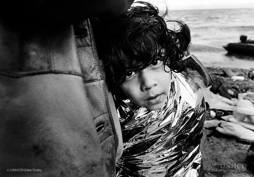 Lesvos: Crossing to Safety | by UNHCR