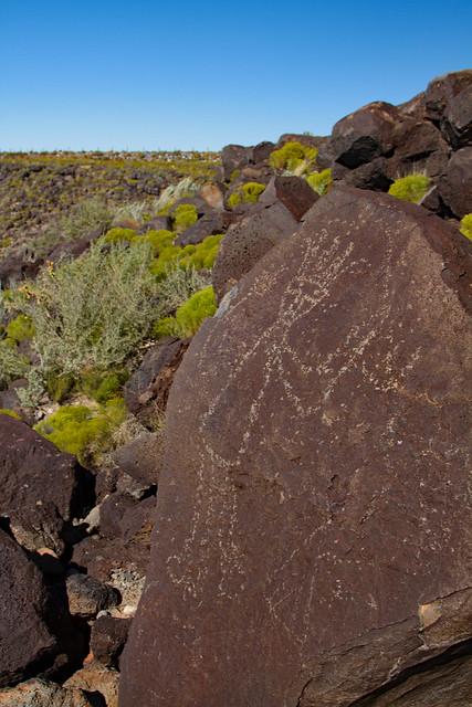 Petroglyph King