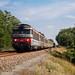 22 juillet 2013 BB 67442 Train 3856 Bordeaux -> Nantes Corignac (17)