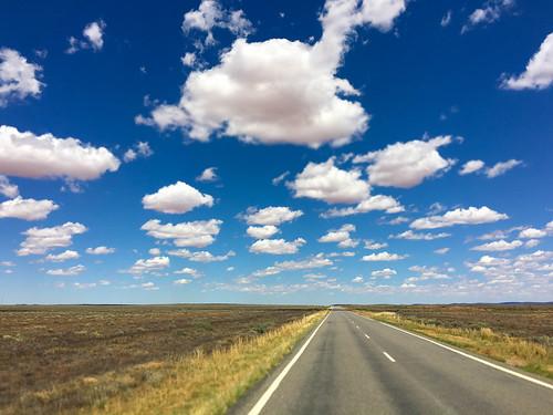 Unsere Straße ins Outback