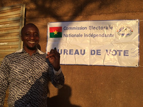 A Look at Burkina Faso's November 2015 General Elections