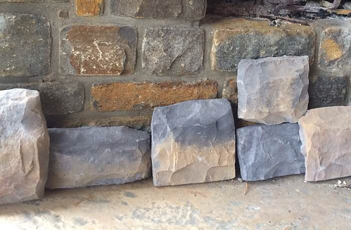chimney stone veneer sample