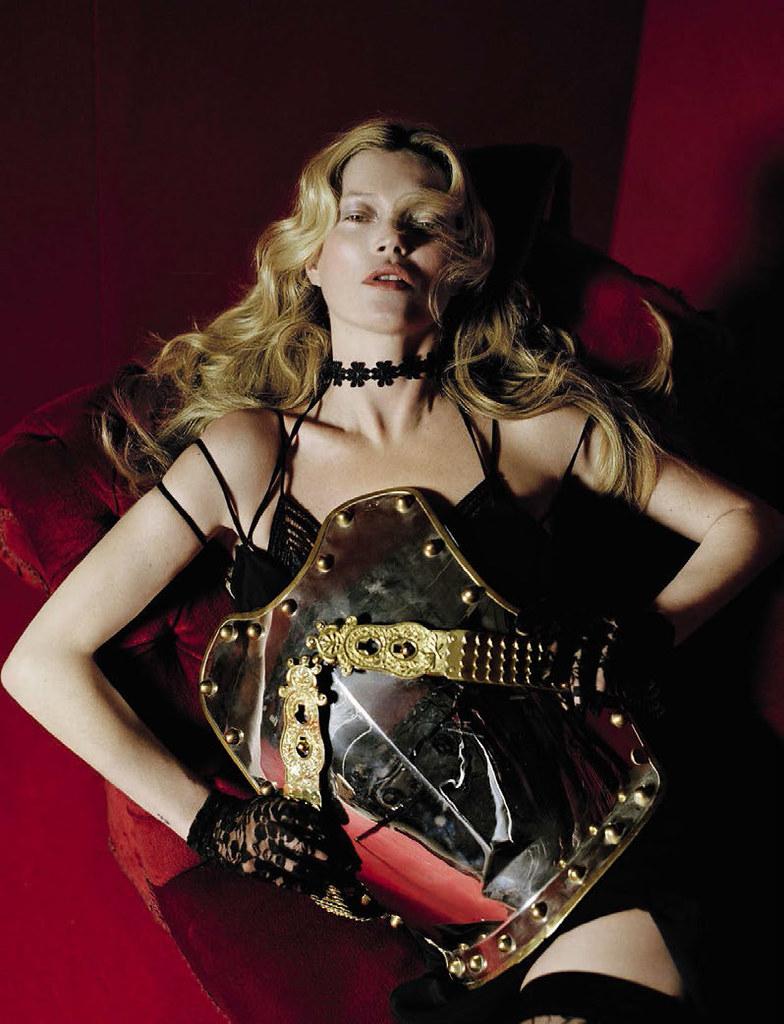 Кейт Мосс — Фотосессия для «Vogue» IT 2015 – 10