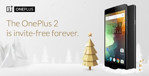 OnePlus Two - nincs többé invite