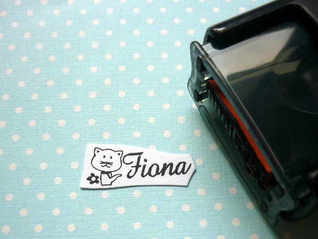 1050511-s841-Q版Fiona可愛小貓, Panasonic DMC-FS7