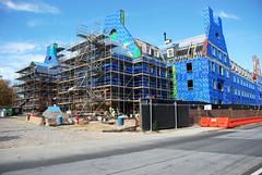 non union, scaffolding, scaffold, pinnacle scaffold, 302 766-5322, open shop, shoring, DE, PA, NJ, MD, 240
