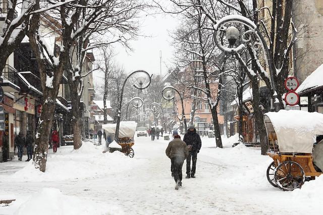 Featured medium photo of Kościelisko on TripHappy's travel guide