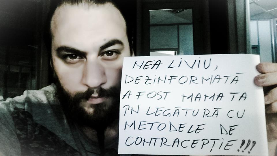 Mesaj pentru puscariasul Liviu Dragnea